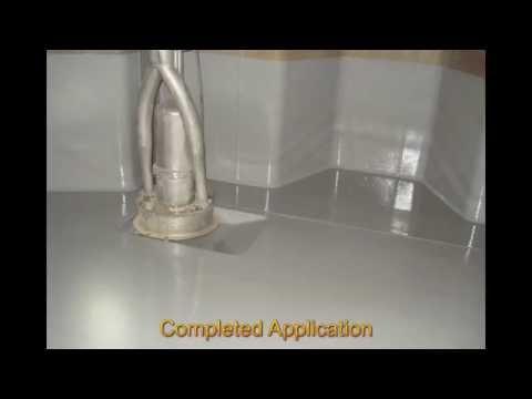 Chemical Tank Refurbishment Using Solvent-free Coatings