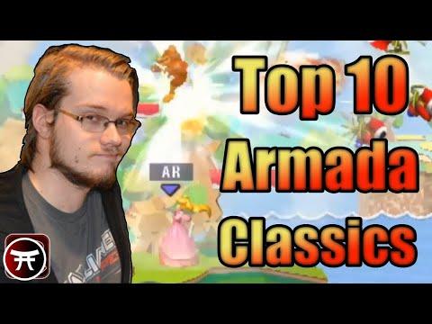 Top 10 Armada Peach Combos - Old School Classics