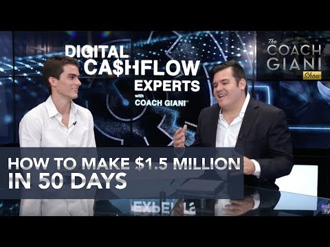 How to Make $1 5 Million in 50 Days   Grant Cardone TV