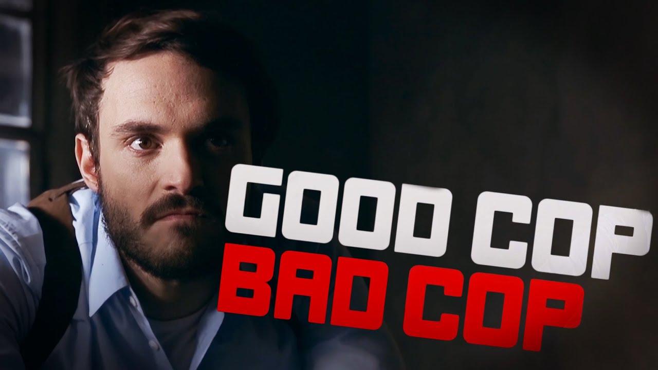Download Good Cop Bad Cop (avec Jérôme Niel, Baptiste Lorber et Marion Séclin)