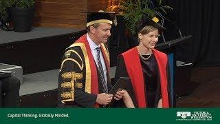 Victoria University Graduation 2018 December Ceremony 2