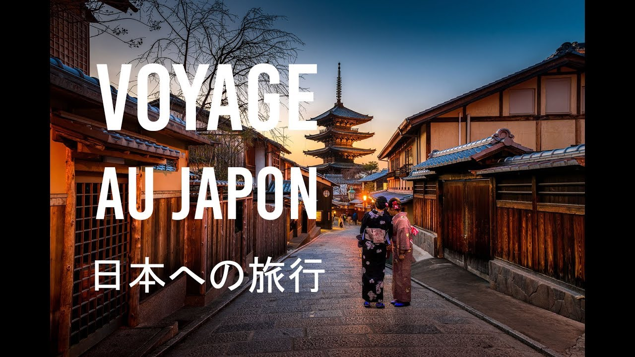 TravelMotiv - VOYAGE AU JAPON 【4K】