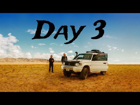 Travel Series ON AND OFF ROAD IN MONGOLIA, Ep. 3