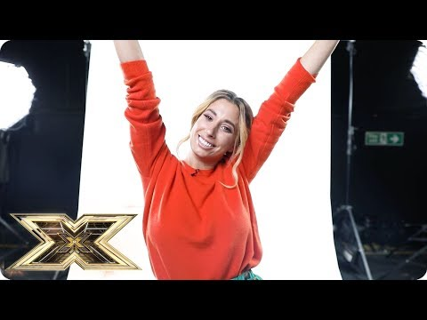 Stacey Solomon has a secret mission from Boots! | The X Factor UK 2018