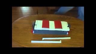 Origami Puzzle Box #3