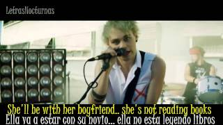 Repeat youtube video 5 Seconds Of Summer   Good Girls Subtitulado Español   Ingles Lyrics Official Video