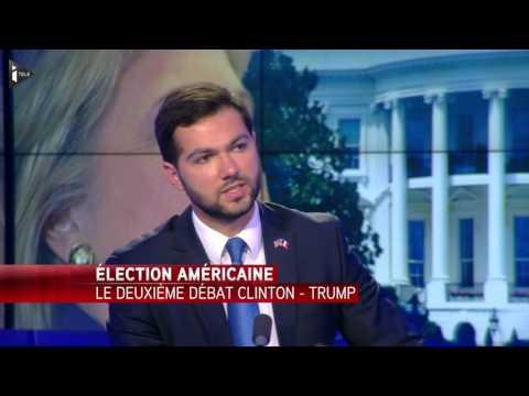 Second débat Clinton/Trump : le débrief