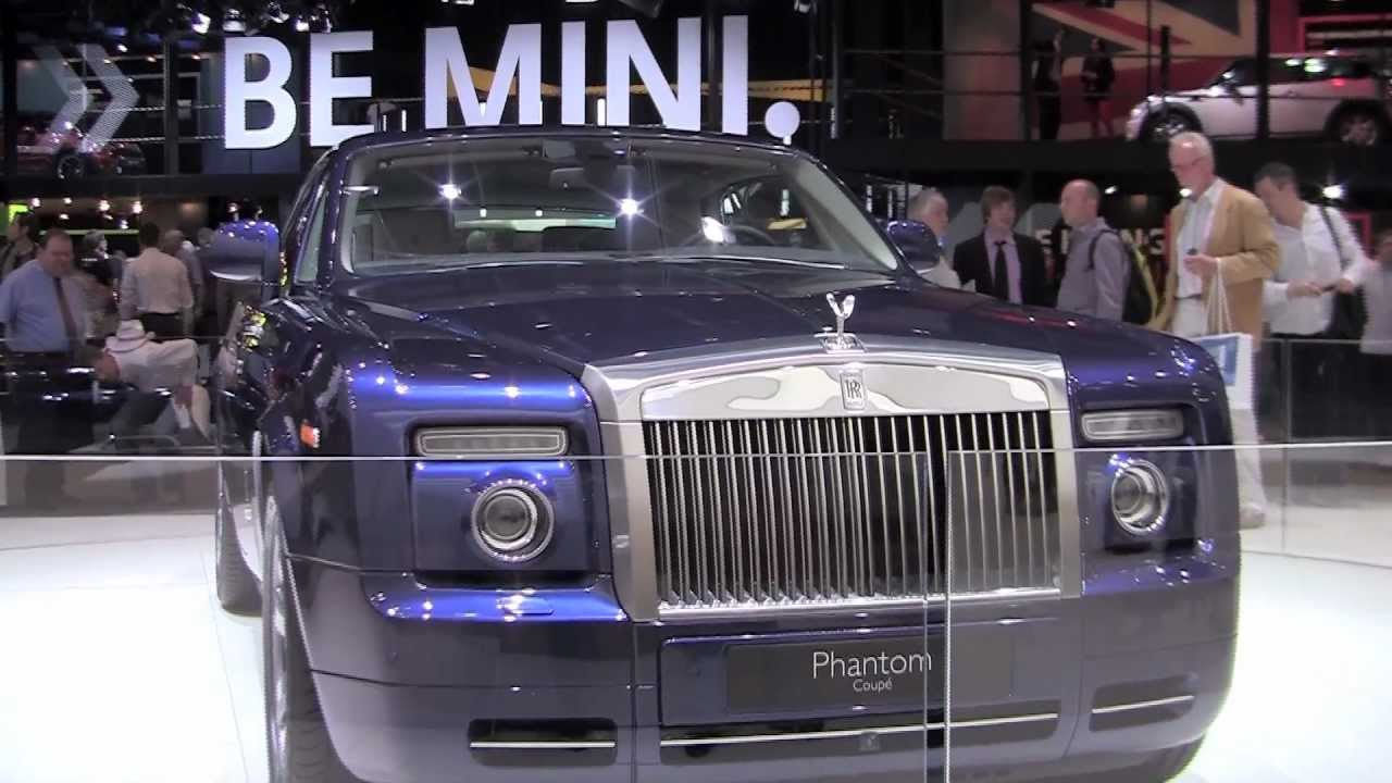 Rolls Royce V16 Drophead Coupe  YouTube