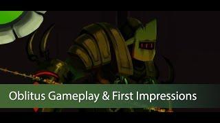 Oblitus Gameplay & Impressions