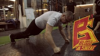 Советы по укреплению кулака от тренера Александра Поветкина