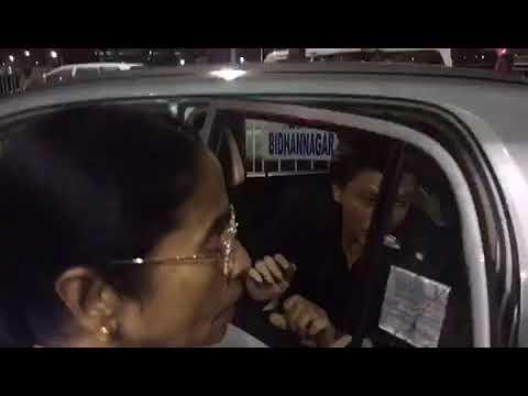 Mamta Banerjee Shahrukh Khan airport video