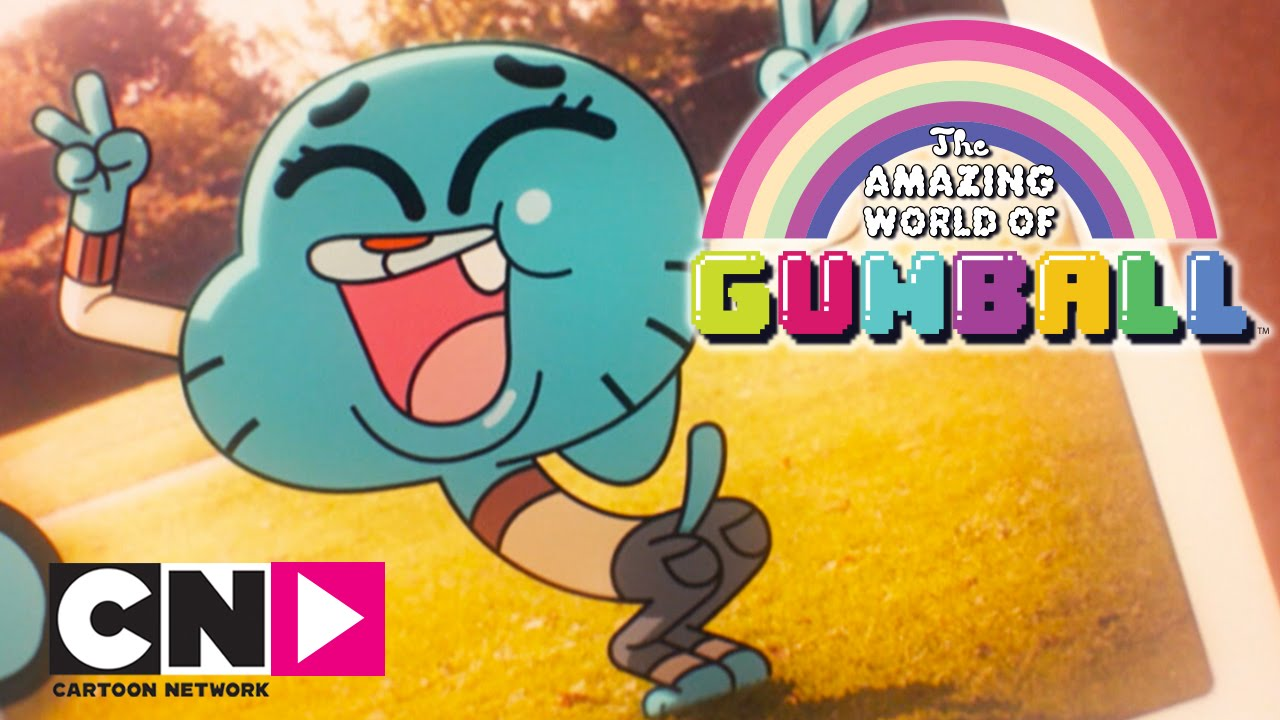 The Amazing World Of Gumball  The Slap Song  Cartoon -6354