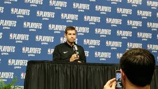Brad Stevens says he'll stay holed up in his hotel in Indy