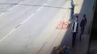 Ограбление в центре Иркутска