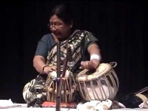 Lady Tabla Player at kolkata Pranati Saha Chowdhury