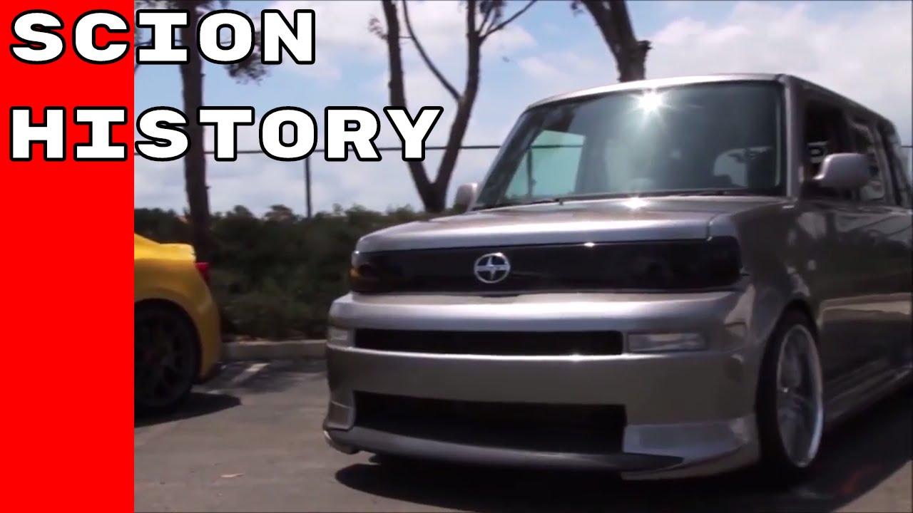 Scion History Youtube