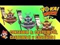 Guía Yo-kai watch: conseguir a CASTELIUS III, CASTELIUS II y CASTELIUS I