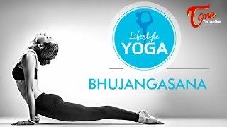 Bhujangasana (Cobra Pose) | Lifestyle YOGA | By Madhurima