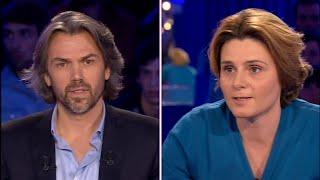 Violent échange entre Caroline Fourest et Aymeric Caron #ONPC