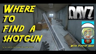 Where to Find a Shotgun in Dayz Standalone