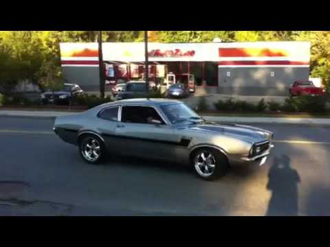 maverick 1971 v8 cobra engine youtube. Black Bedroom Furniture Sets. Home Design Ideas