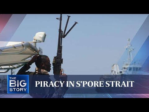 Pirate incidents in Singapore Strait | THE BIG STORY | The Straits Times