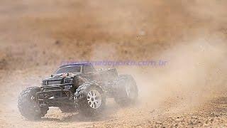 BIGFOOT 4WD NITRO CONTROLE REMOTO FOTIA KASEMOTO 2.4GHz magazinedoporto.com.br
