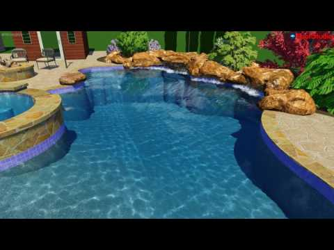 MS Rockwall Pool and spa