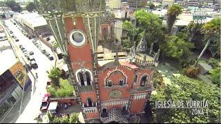 Ciudad de Guatemala - Capital Iberoamericana de la Cultura 2015 Drone + Gopro