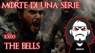 Game of Thrones 8x05: The Bells-  La pietra tombale di Game of Thrones