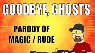 Repeat youtube video GOODBYE, GHOSTS - SONG BY BRYSI