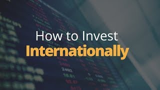 How to Invest Iฑ Stock Markets Outside the US | Phil Town