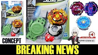 NEW SPRYZEN S5 BEYBLADE BURST TURBO UPDATE! BREAKING NEWS