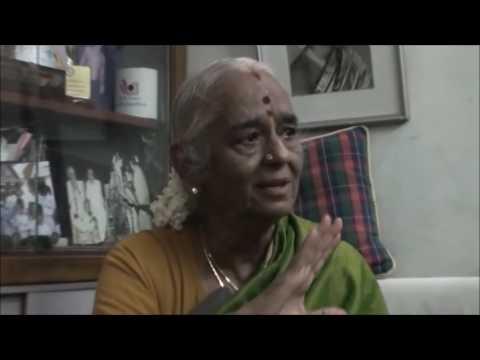 Experience With Maha Periyava By : Carnatic Vocalist Smt Vedavalli Santhanam & Sri Santhanam