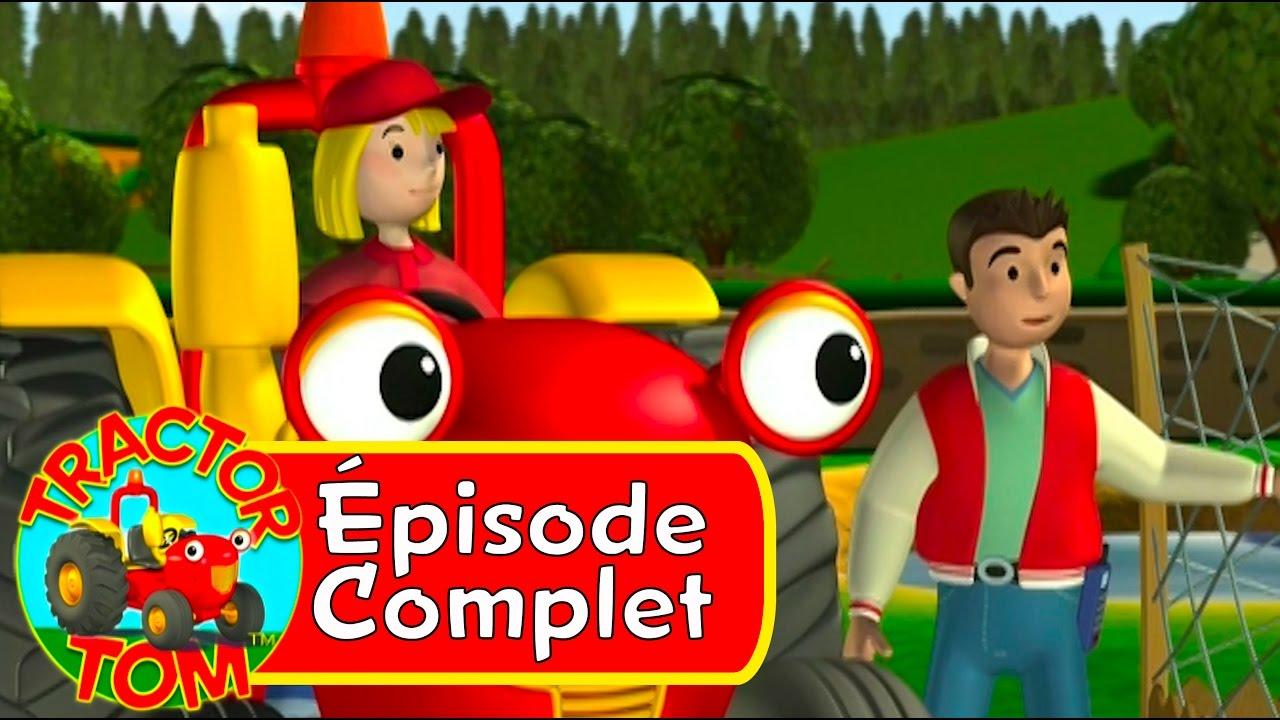 Tracteur tom 22 les poules zinzins pisode complet - Tracteure tom ...