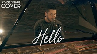 Download Hello - Adele (Boyce Avenue piano acoustic cover) on Spotify & Apple Mp3 and Videos