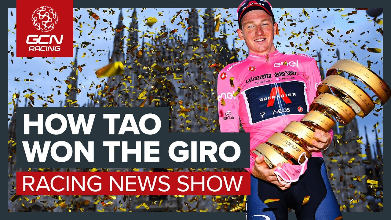 From 126th to 1st: How Did Tao Geoghegan Hart Win The Giro d'Italia? | GCN's Racing News Show