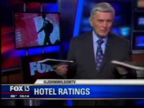 AAA Diamond Hotel Inspection Fox 13