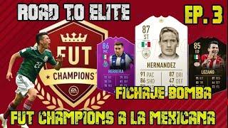 Fut Champions a la Mexicana Ep. 3 - Fichamos al Matador Hernández y Nos Pasa Ésto