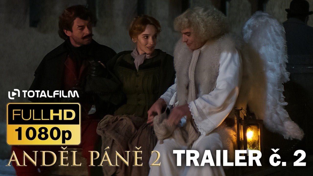 Anděl Páně 2 (2016) HD trailer 2 - hlavní