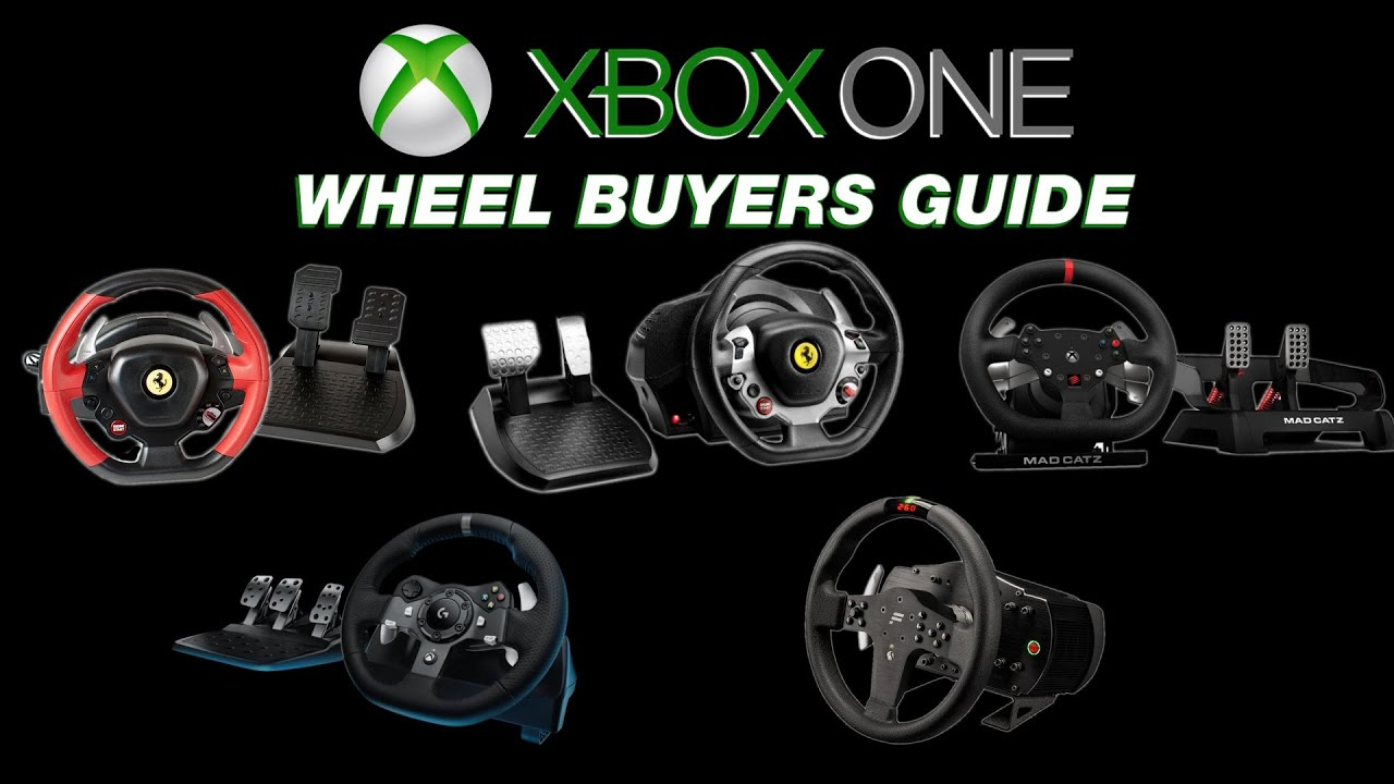 Xbox One Racing Wheel Pro