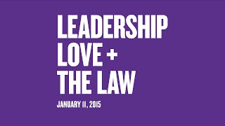 Leadership, Love, and the Law with Danny Meyer, Rocco Landesman, and Jordan Roth