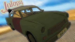 Jalopy Gameplay Roleplay where I'm traveling across country and the...