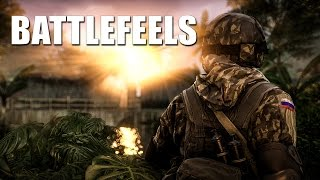 Battlefeels - OP Hover Tank, Roadkills, RPGS, bad luck and more! - Battlefield 4