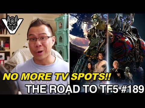 NO MORE TV Spots and Trailers please!! - [THE ROAD TO TF5 #189]