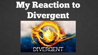 My REACTION to Divergent! Thumbnail