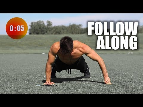 The Best Push-Up Routine