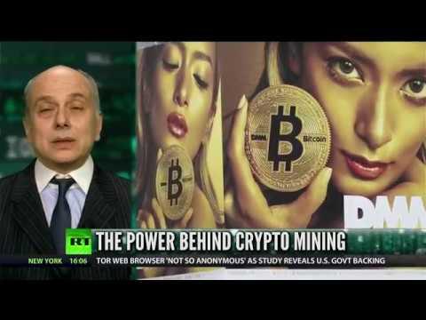 [1032]  Power On: Bitcoin Mining