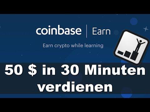 Geld verdienen mit Kryptowährungen in wenigen Minuten - So ...