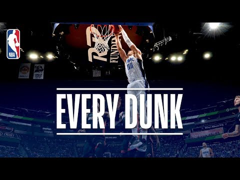 Giannis Antetokounmpo, Aaron Gordon And EVERY DUNK From The 11-Game Night | October 18, 2017